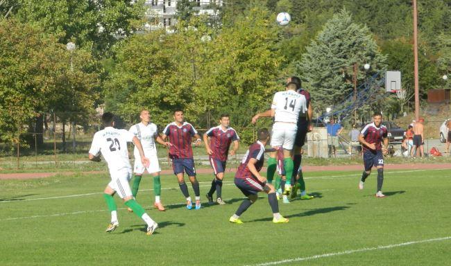 Mladost vs. Sileks; photo: ohridnews.com