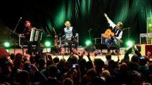 14 08 2016 13 05   Концертот на Ал Ди Меола го исполни Антички театар до последното место