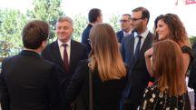 15 08 2016 14 47   Претседатели градоначалници експерти од повеќе земји ќе предаваат на Школата за млади лидери во Охрид