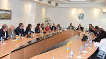 21 04 2017 16 33   Средба на претставници од охридската локална самоуправа и општина Ѓорче Петров