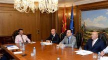 21 07 2017 13 07   Владата подготвена да го преземе управувањето со колекторот во Охрид