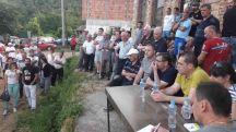22 07 2017 20 31   Жителите на Дебрца избраа Координативно тело кое ќе се бори против изградба на регионална депонија во Годивје