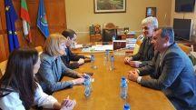16 02 2018 19 33   Градоначалникот Стојаноски во работна посета на Бугарија