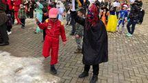 18 02 2018 14 05   По повод Прочка во Велгошти се одржа традиционалниот маскенбал